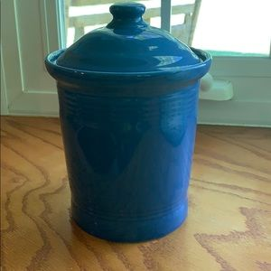 Small fiesta canister